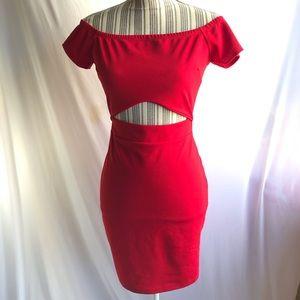 Windsor Bodycon mini dress  Large